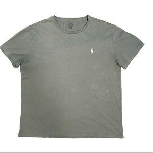 Polo by Ralph Lauren Shirts - Gray Polo T-Shirt